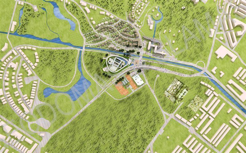 Cover Concept For Madurodam Miniature Park in Holland