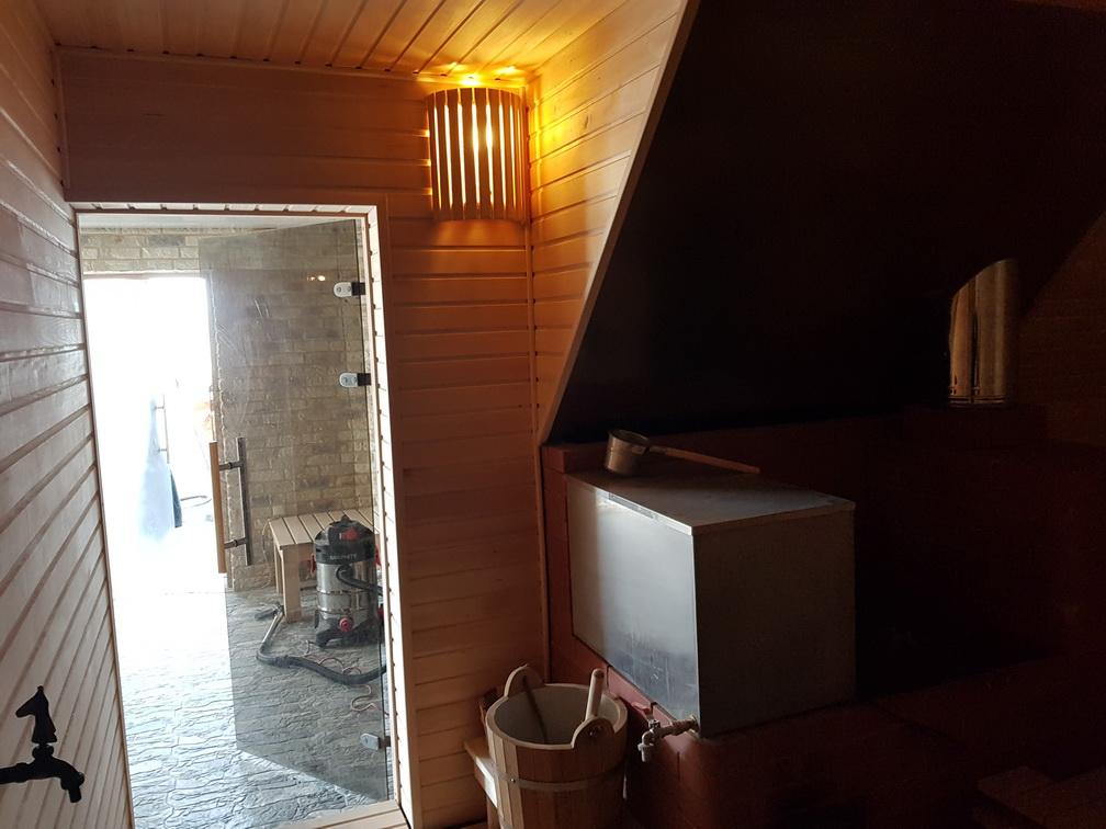 153m2 GuestHouse with Loft & Sauna Ø12m, Širvintai , Lithuania